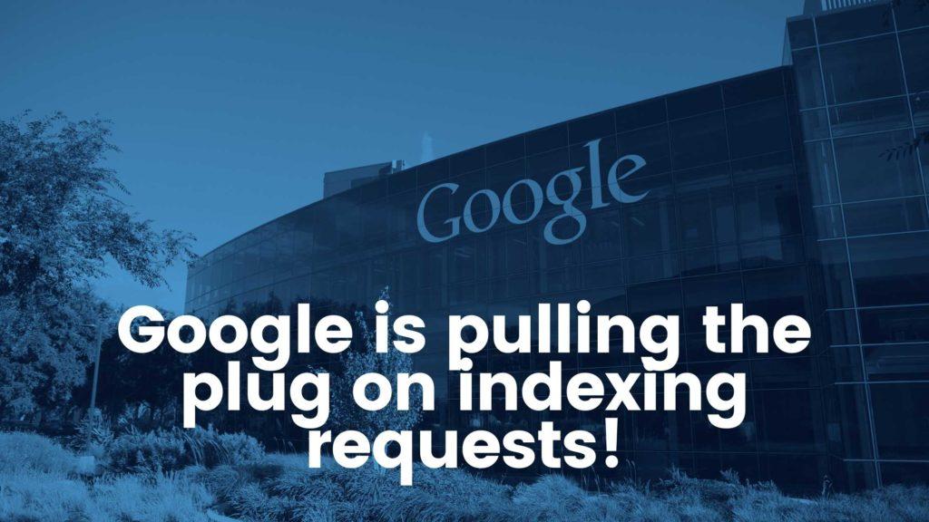 """HAGER MEDIA 1-1024x576 Google hat """"Indexierung beantragen"""" eingestampft - Wann wird Deine Seite indexiert? Neuigkeiten SEO  seo search console Google Index google"""